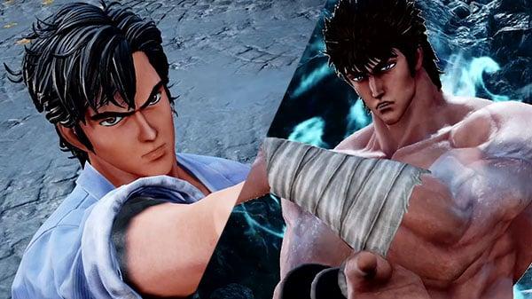 Ryo e Kenshiro - Jump Force