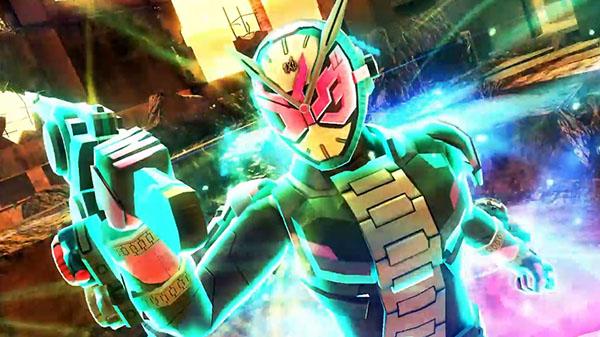 Kamen Rider: Climax Scramble