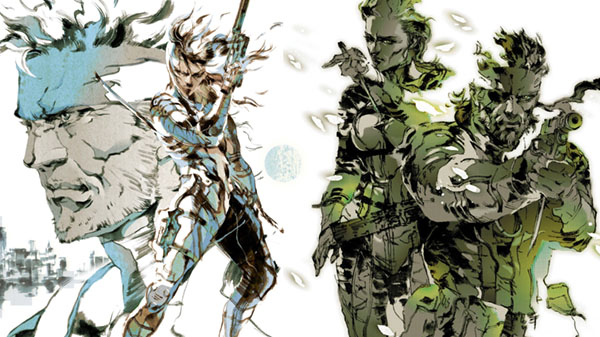 Metal Gear Solid 2 and 3 HD Edition