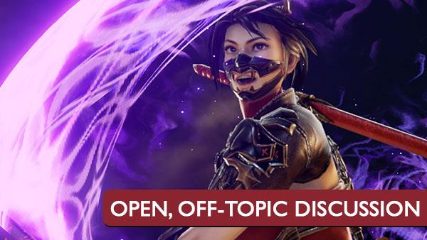 Open Forum #317