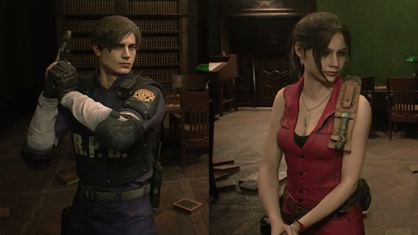 Resident Evil 2 'Classic Costumes' trailer - Gematsu