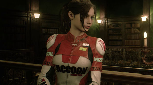 "e64590fc716 Capcom has released another short gameplay video of the Resident Evil 2  remake showcasing Claire's ""Elza Walker"" costume, which is included with  the game's ..."