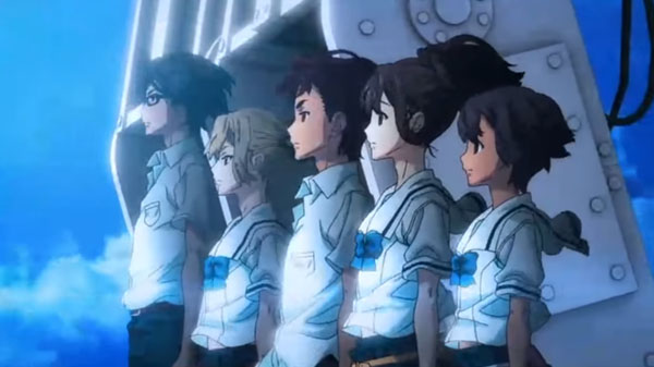 Robotics Notes Dash Opening Movie Full Version Gematsu
