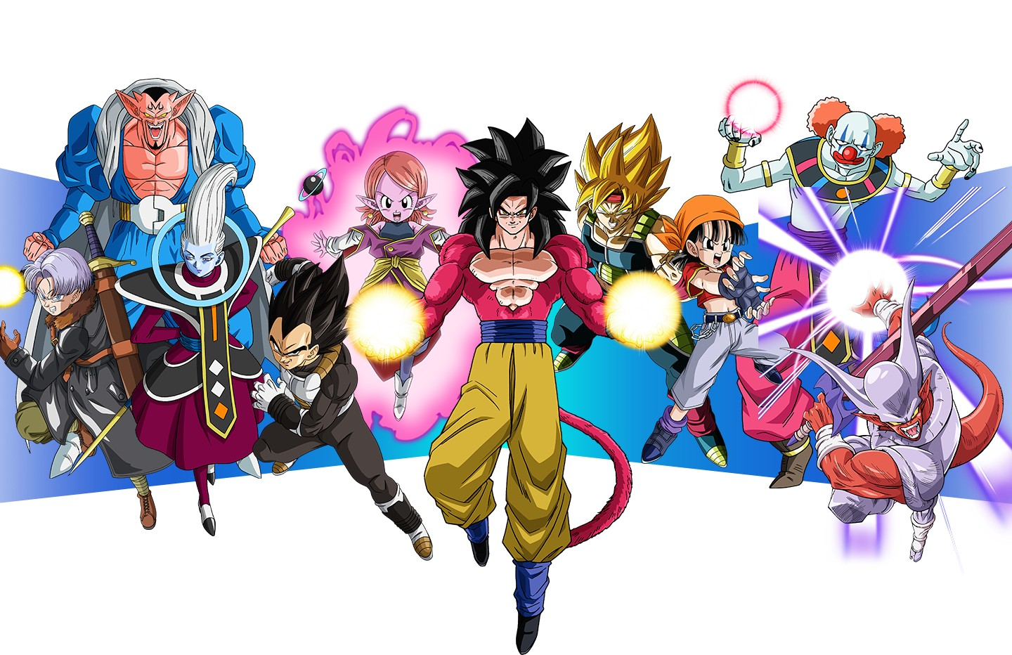 Super Dragon Ball Heroes World Mission Japanese Website Reveals