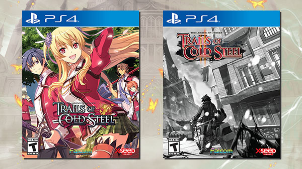 The Legend of Heroes: Trails of Cold Steel I and II