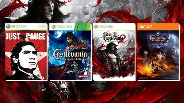 Xbox One BC: Castlevania: Lords of Shadow