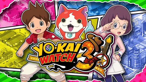 Yo Kai Watch 3 Launches December 7 In Europe Gematsu