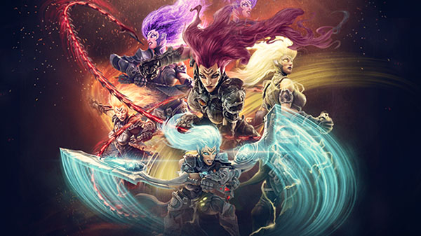 Image result for Darksiders III