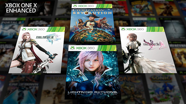 Final Fantasy XIII Series