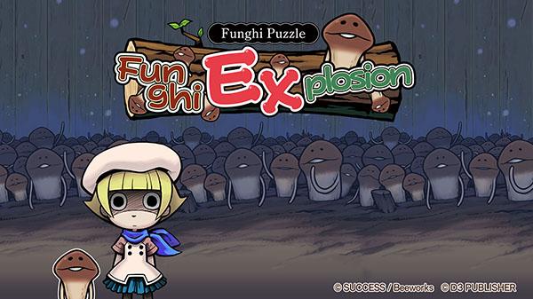 Funghi Puzzle: Puzzle Explosion