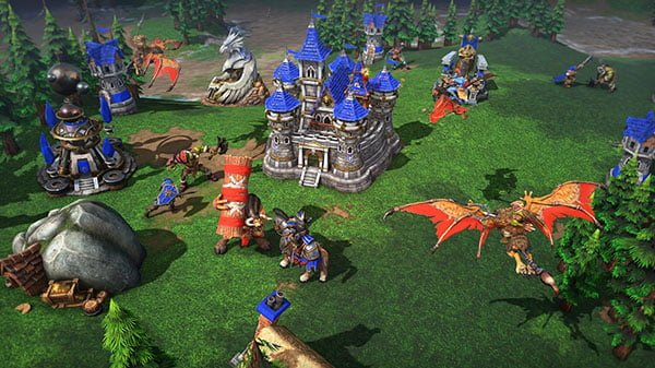 Warcraft III: Reforged announced for PC - Gematsu