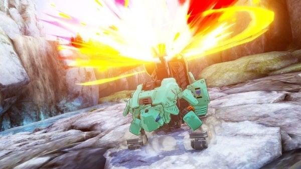 Zoids Wild: King of Blast