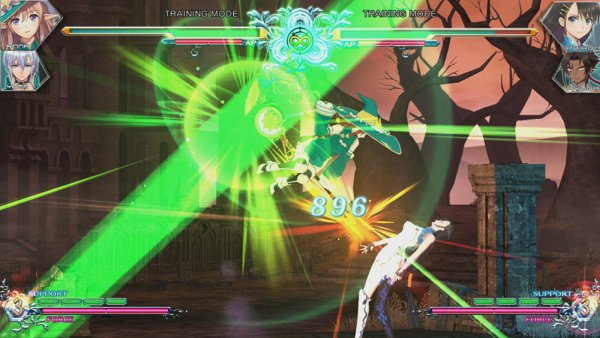 Blade Arcus Rebellion from Shining