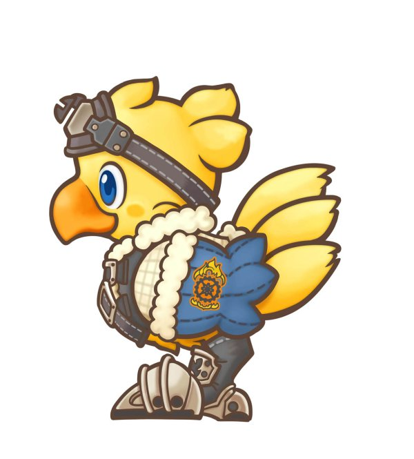 Chocobos Mystery Dungeon: Every Buddy!