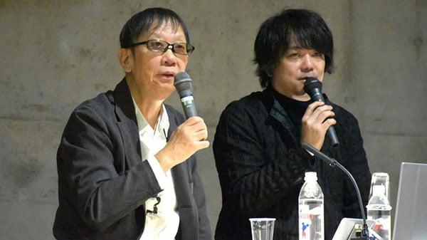Yuji Horii and Akihiro Hino