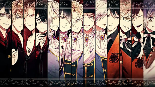 Diabolik Lovers: Chaos Lineage launches March 28, 2019 in Japan ...