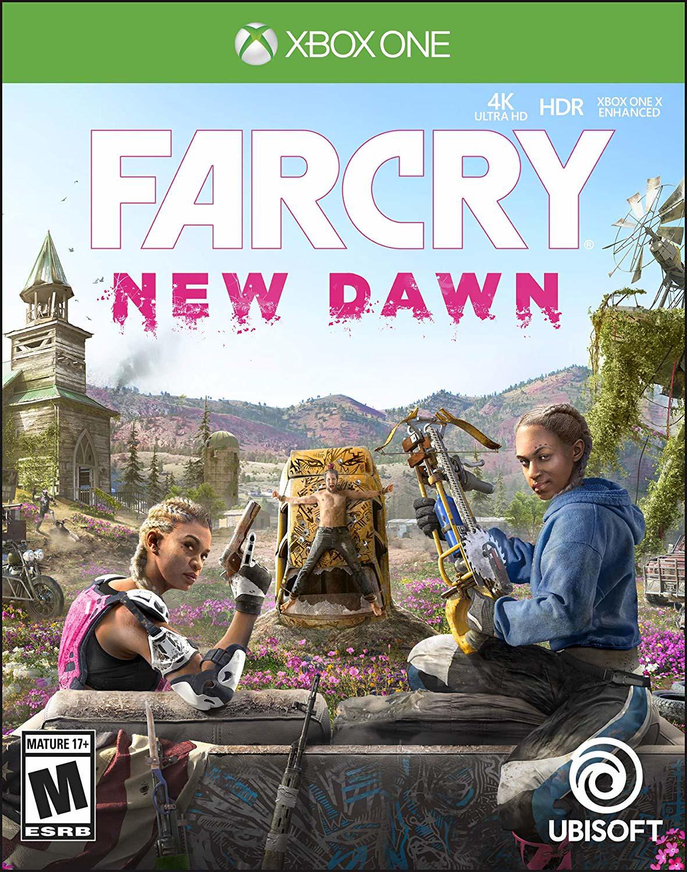 Far Cry New Dawn Title And Box Art Leaked Gematsu