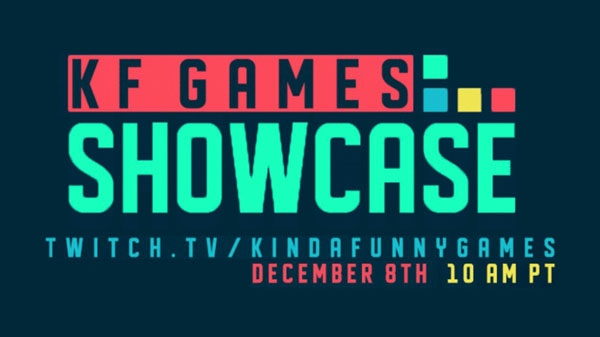 Kinda Funny Games Showcase 2018