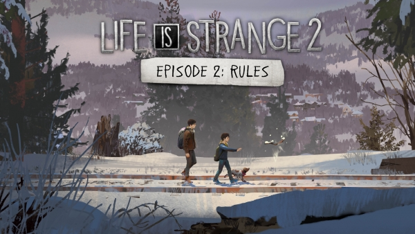 Life is Strange 2: Episode 2