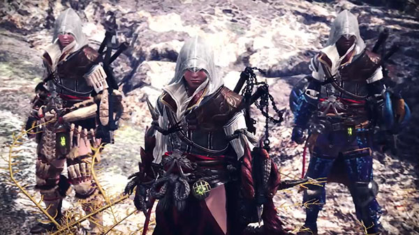 Monster Hunter World X Assassin S Creed Collaboration Announced