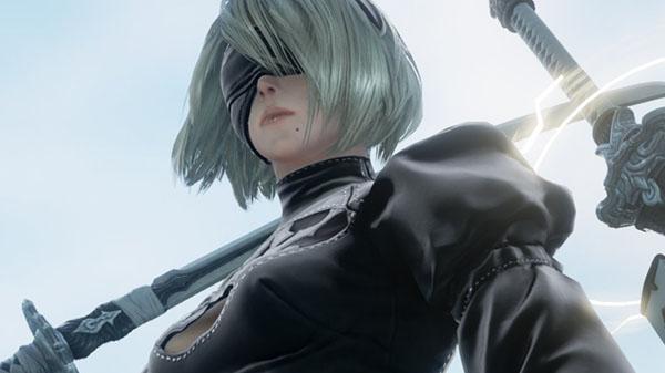 Soulcalibur VI DLC character 2B