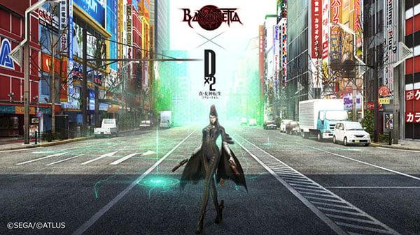 Dx2 Shin Megami Tensei: Liberation x Bayonetta