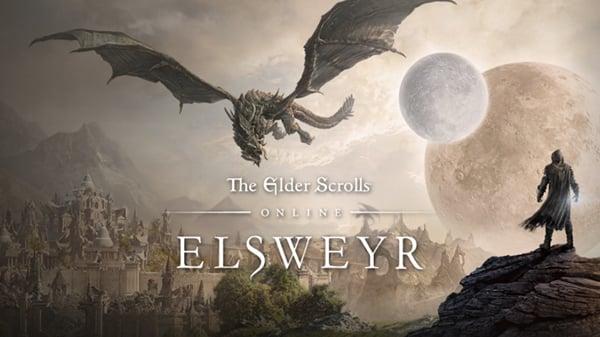 The Elder Scrolls Online: Elsweyr expansion announced - Gematsu