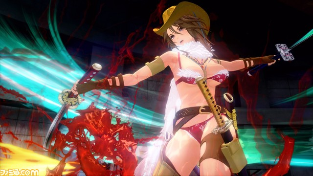 Onechanbara Origin Adds New Character Rei Gematsu