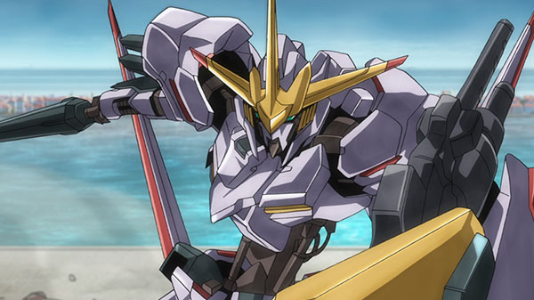 Mobile Suit Gundam: Iron-Blooded Orphans - Urd Hunt