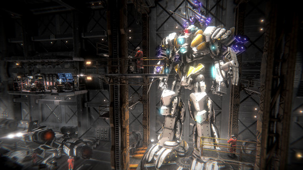 Mech action game War Tech Fighters coming to PS4, Xbox One, and