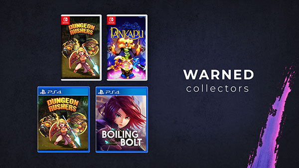 Warned Collectors