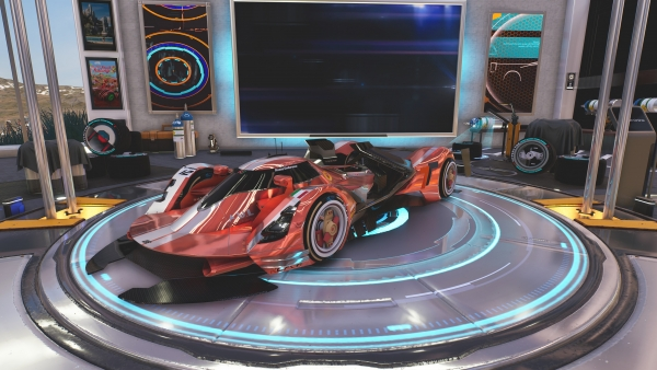 Xenon Racer launches March 26