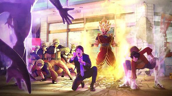Jump Force live-action Japanese TV spot - Gematsu