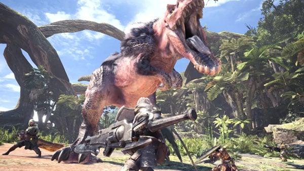 Capcom sales update: Monster Hunter: World at 11.9 million, Resident Evil 5 at 11 million, more