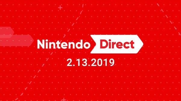 Nintendo Direct live stream: February 13, 2018