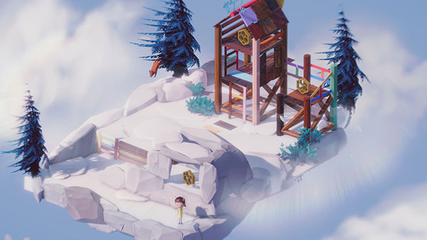 Puzzle adventure game Where the Bees Make Honey for PS4, Xbox One, and PC launches in March
