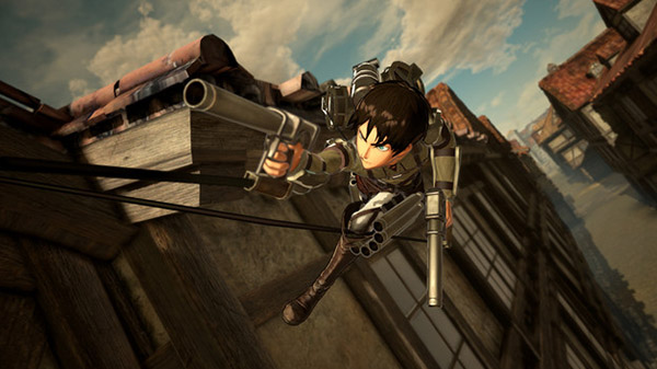 Attack on Titan 2: Final Battle announced for PS4, Xbox One