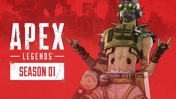 Apex Legends Battle Pass Season 1: Wild Frontier