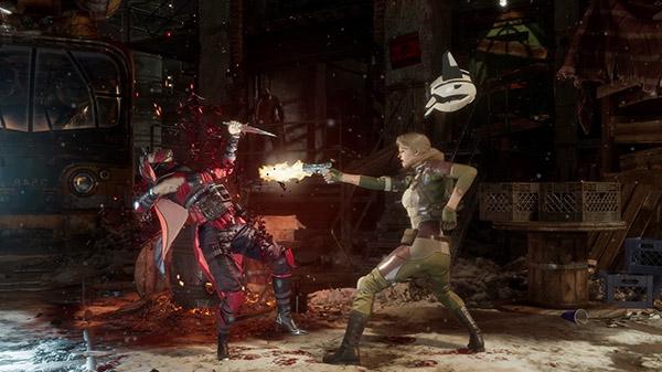 Mortal Kombat 11 adds Cassie Cage, Jacqui Briggs, and Erron