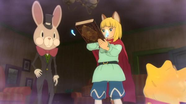 Ni no Kuni II: Revenant Kingdom DLC 'The Tale of a Timeless Tome'