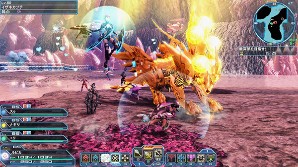 Phantasy Star Online 2 for PS4 tops one million downloads