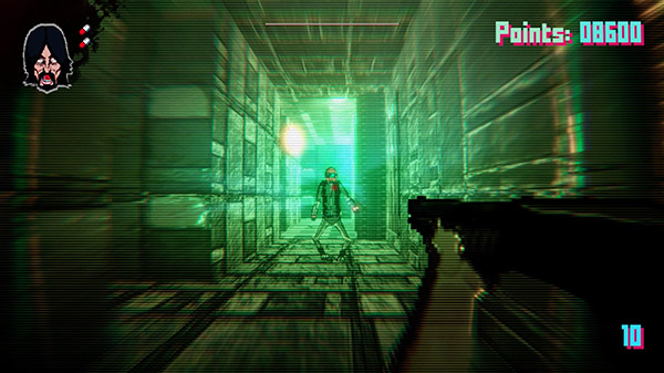 Retro-style cyberpunk first-person shooter Project Downfall now available via Steam Early Access, coming to Xbox One and Switch