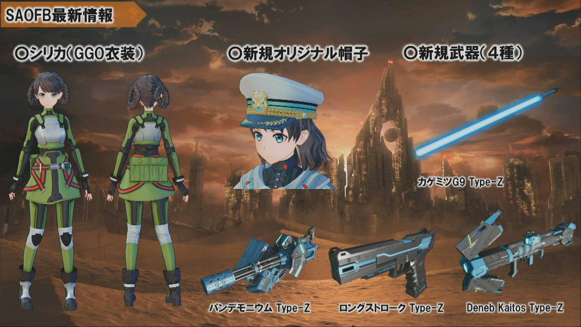 Sword Art Online : Fatal Bullet - Season Pass · AppID