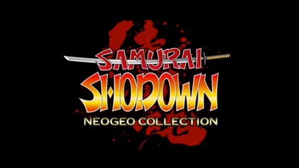 Samurai Shodown NeoGeo Collection