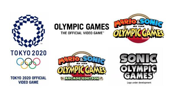 Sega Olympics Games