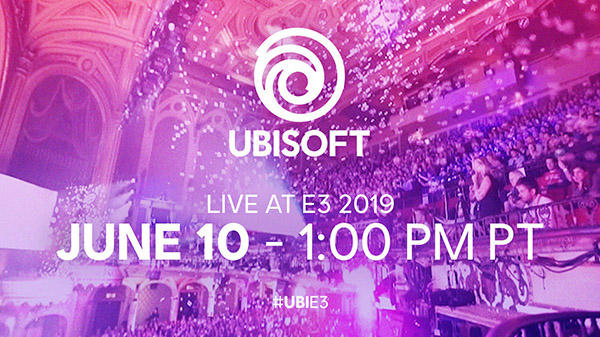 Ubisoft E3 2019 press conference
