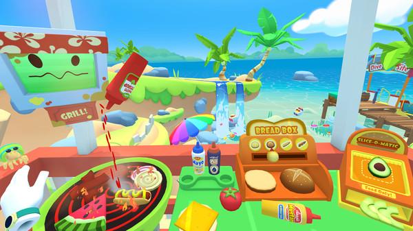 Vacation Simulator For Playstation Vr Launches June 18 Gematsu