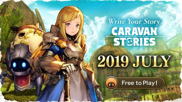 Caravan Stories for PS4 coming to North America in July - Gematsu
