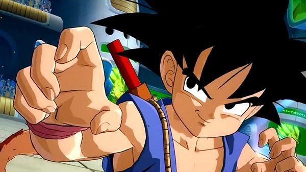Dragon Ball FighterZ DLC character Goku (GT)