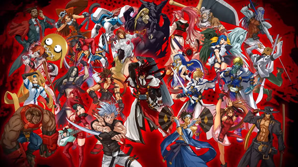 Guilty Gear 20th Anniversary Pack